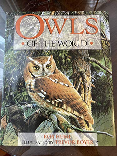 9781561380329: Owls of the World