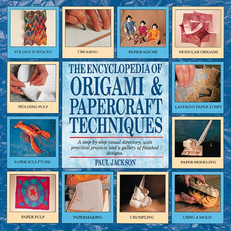 9781561380633: The Encyclopedia of Origami and Papercraft Techniques