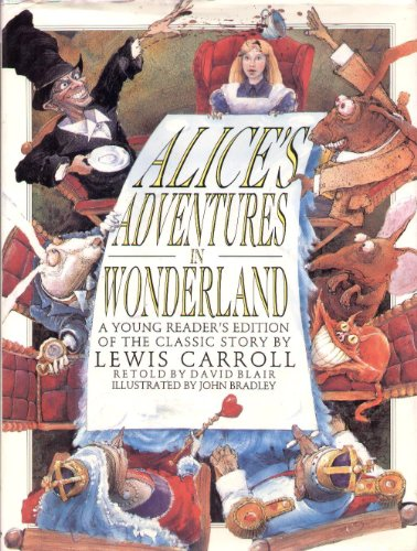 9781561381005: Alice's Adventure in Wonderland: A Young Reader's Edition of the Classic Story by Lewis Carroll (Children's classics)
