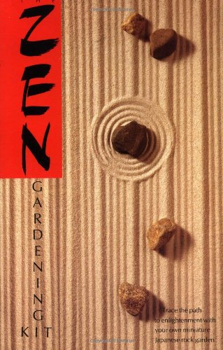 Zen Rock Gardening [book only]