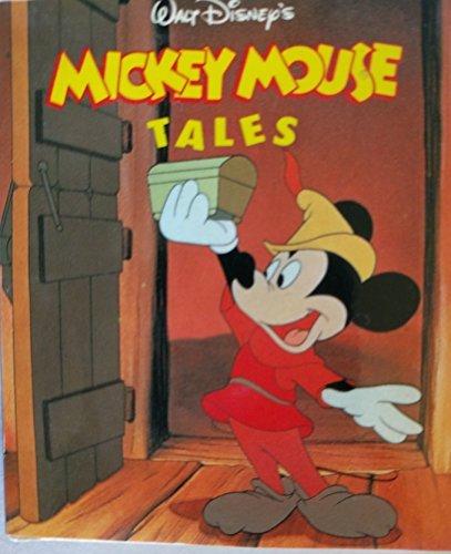 Mickey Mouse Tales (Running Press Precious Miniature Editions): Walt Disney Productions