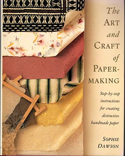 9781561381586: Art/craft Of Papermaking