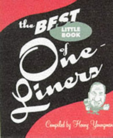 9781561381807: Mini Ed/book Of One-liners (Running Press Miniature Editions)