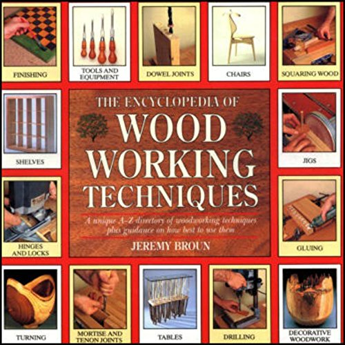 9781561382095: The Encyclopedia of Woodworking Techniques