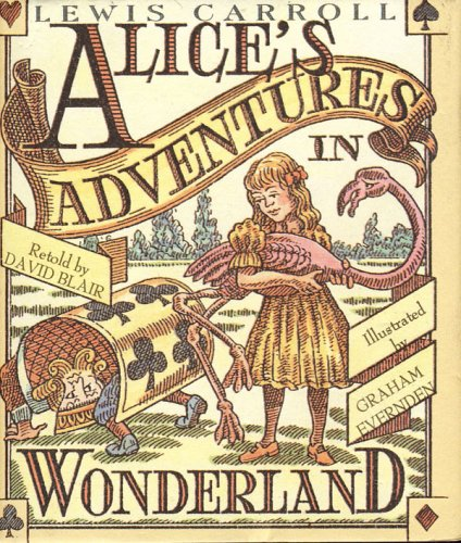 Alice in Wonderland (Miniature Editions): Carroll, Lewis, Blair,