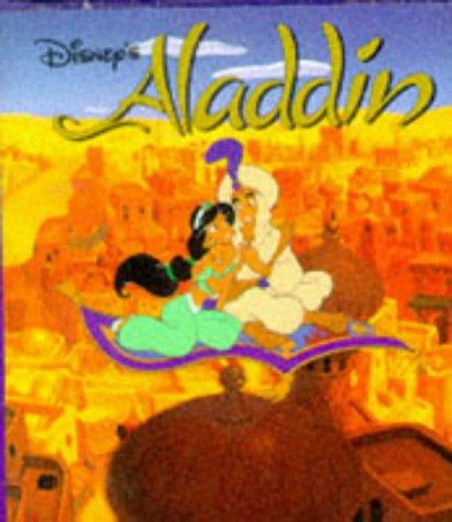 Aladdin (Disney Miniature Editions): Disney, Walt