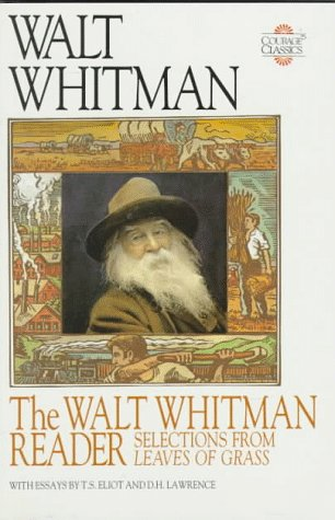 9781561382682: The Walt Whitman Reader: Selections from Leaves of Grass (Literary Classics)