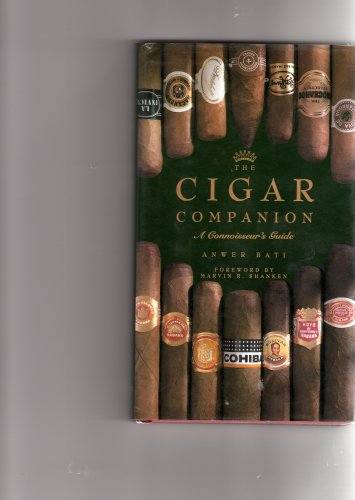 The Cigar Companion: A Conoisseur's Guide (1561382930) by Bati, Anwer