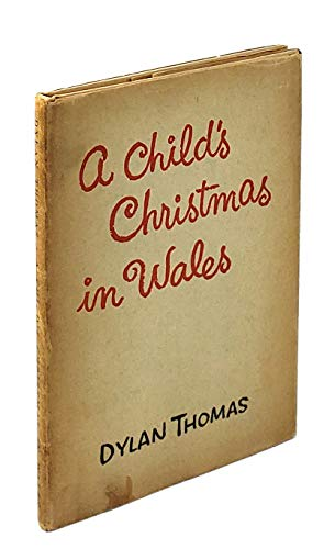 A Child's Christmas In Wales (Running Press Miniature Editions) (9781561383061) by Dylan Thomas