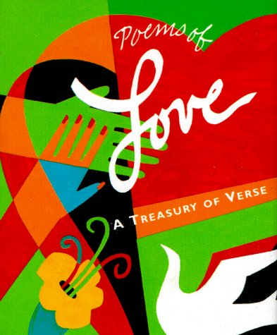 9781561383092: Poems of Love: A Treasury of Verse (Running Press Miniature Editions)