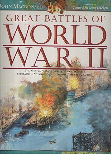 9781561383290: Great Battles of World War II