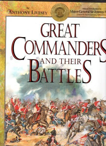 9781561383306: Great Commanders and Their Battles