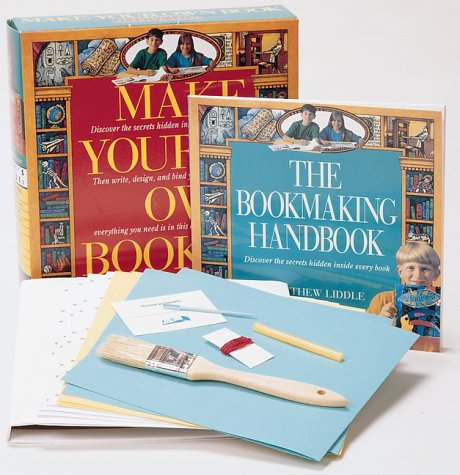9781561383375: Make Your Own Book: A Running Press Discovery Kit