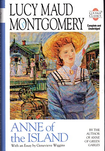 9781561383696: Anne of the Island (Courage Classics)