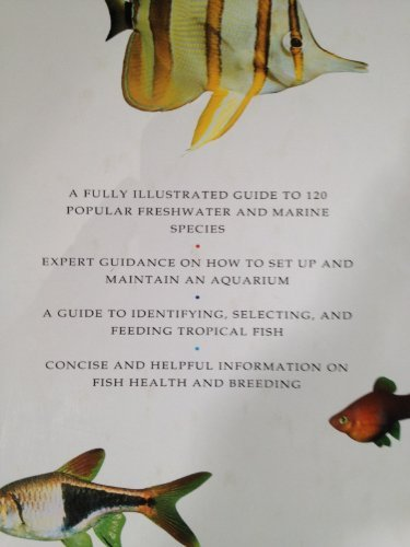 9781561383757: Tropical Fish Identifier: A Complete Guide to Identifying, Choosing, and Keeping Freshwater and Marine Species
