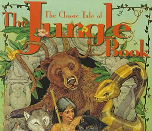 The Jungle Book : A Young Reader's Edition of the Classic Story: Kipling, Rudyard