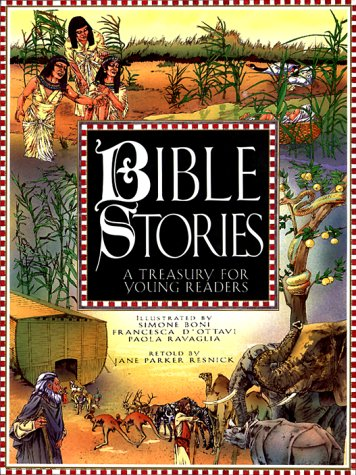 9781561384853: Bible Stories: A Treasury for Young Readers