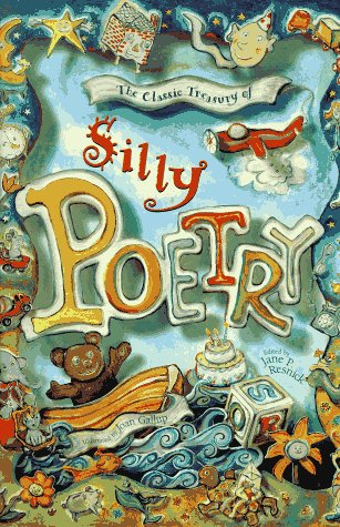 9781561384860: The Classic Treasury of Silly Poetry