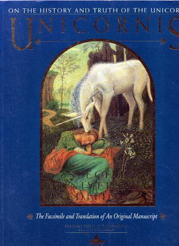 9781561385140: Unicorns: On the History and Truth of the Unicorn