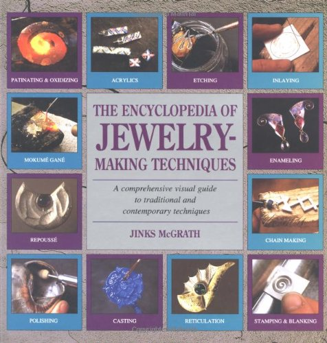 9781561385263: The Encyclopedia of Jewelry-Making Techniques