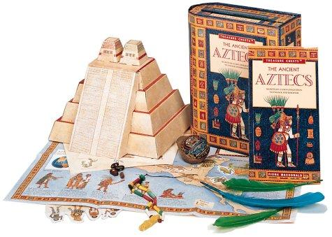 The Ancient Aztecs: Secrets of a Lost: Fiona MacDonald