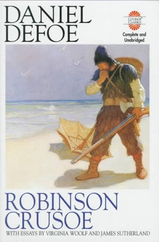 Robinson Crusoe (Courage Classics): Daniel Defoe, Virginia