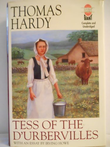 9781561386536: Tess of the D'Urbervilles: A Pure Woman Faithfully Presented (Giant Courage Classics)