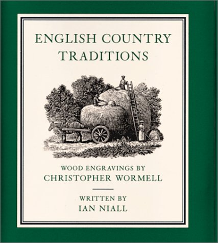 English Country Traditions (Miniature Editions): Niall, Ian