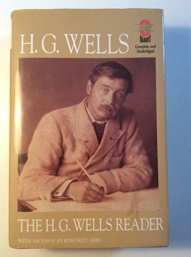 The H.G. Wells Reader (Courage Classics Giant): Mattingly, Virginia, Wells, H. G.