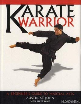 9781561387847: Karate Warrior: A Beginner's Guide to Martial Arts