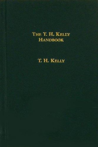 9781561421909: The T.H. Kelly Handbook,