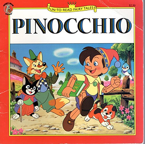 9781561440917: Pinocchio (Fun-To-Read Fairy Tales)