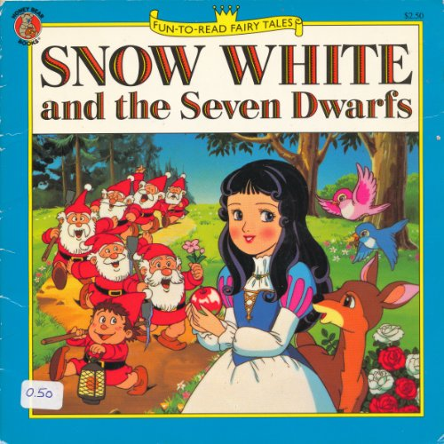 Snow White and the Seven Dwarfs (Fun-to-Read Fairy Tales) (Honey Bear Books)
