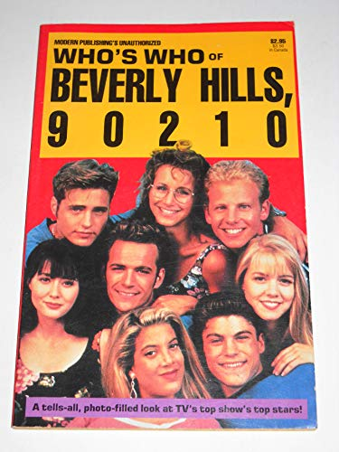 Who's who of Beverly Hills, 90210: Gintzler, Sharon J