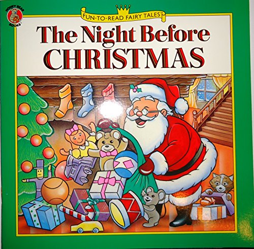 9781561441631: The Night Before Christmas (Fun-to-Read Fairy Tales)