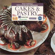 CAKES & PASTRY Modern Publishing's Popular Brands Cookbooks