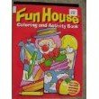9781561448173: Fun House Coloring Book - Clown (Fun House Coloring and Activity Books)