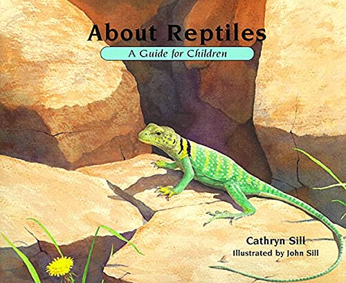About Reptiles: A Guide for Children (About.) (About. (Peachtree)) 9781561451838 A colorful and informative first glimpse into the diverse world of reptiles. With the help of beautifully detailed illustrations from no