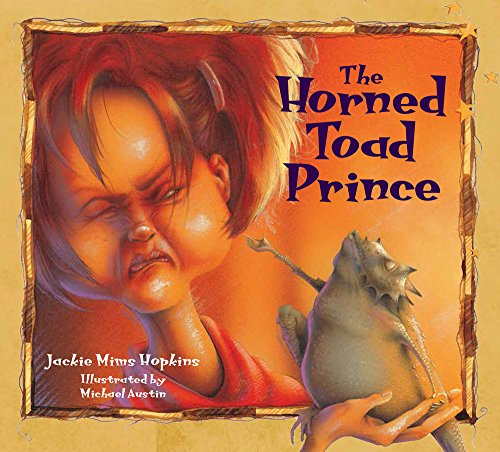 The Horned Toad Prince: Hopkins, Jackie Mims