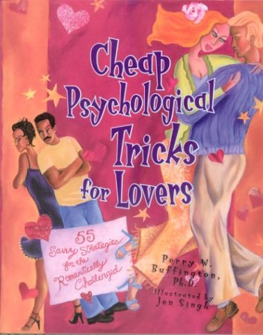 9781561452187: Cheap Psychological Tricks for Lovers