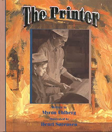 The Printer: Uhlberg, Myron