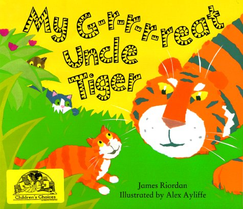 9781561452286: My G-r-r-r-reat Uncle Tiger (Accelerated Readers)