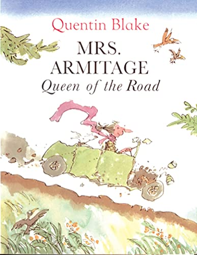 Mrs. Armitage: Queen of the Road: Blake, Quentin