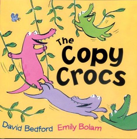 The Copy Crocs: David Bedford