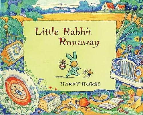 9781561453436: Little Rabbit Runaway