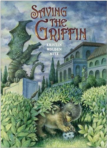 9781561453801: Saving the Griffin