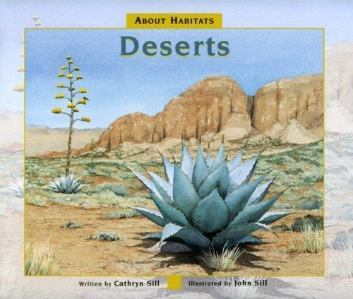 9781561453900: About Habitats: Deserts