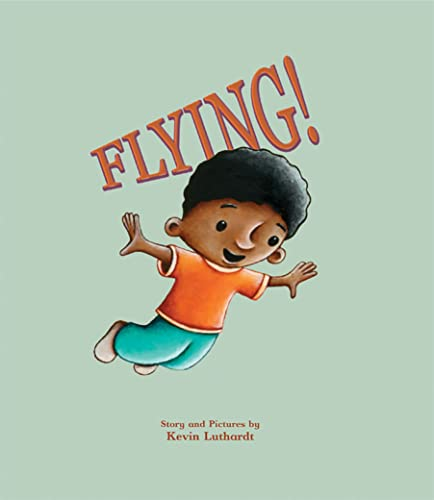 Flying!: Kevin Luthardt
