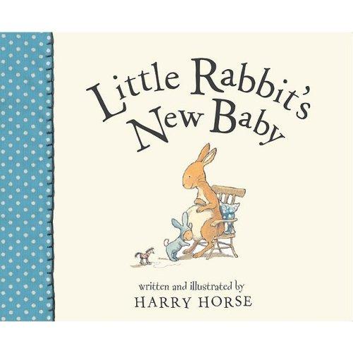 9781561454310: Little Rabbit's New Baby