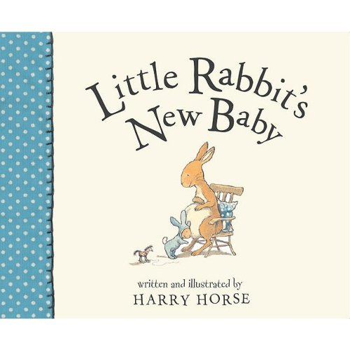 9781561454310: Little Rabbit's New Baby